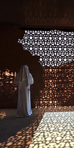 Designs revealed for Jean Nouvel-led Sharaan Resort in AlUla, Saudi Arabia