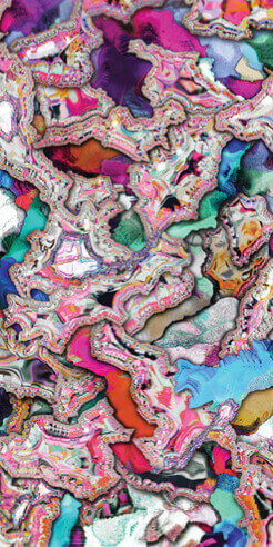 Seeking the spirit in digital art through the works of Riccardo Franco-Loiri