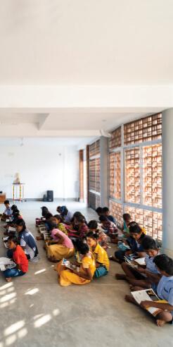 Anupama Kundoo creates a nurturing space for children with Sharana Daycare Facility