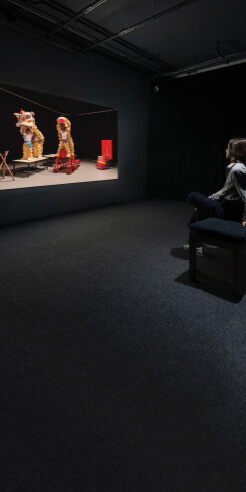 Sound and video art pundit Barbara London curates 'Seeing Sound', a travelling exhibit