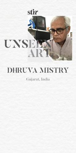 Unseen Art: Dhruva Mistry's 'Little Bird' highlights the importance of cultural history