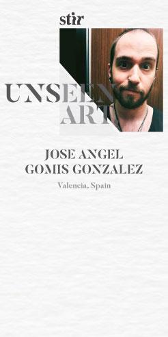 Unseen Art: José Ángel Gomis González presents his Medusa videos