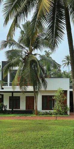 Uru Consulting's Box House in Kerala weds Scandinavian minimalism with Indian craft