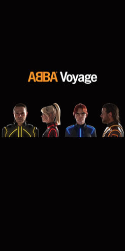 ABBA 'Voyage' brings back disco with new music and a virtual concert experience