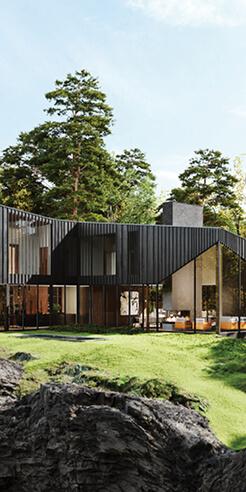 Aston Martin Design and S3 Architecture's Sylvan Rock reimagines residential luxury