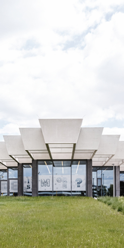 COBE designs HALFTIME building at adidas headquarters complex in Germany