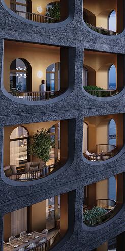 David Adjaye and Aston Martin design luxe homes in New York's 130 William