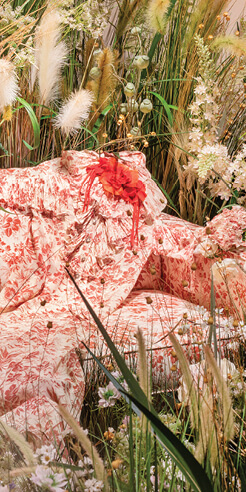 Gucci Garden Archetypes is a virtual exhibit celebrating the brand's 100th anniversary