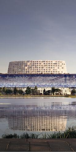 Herzog & de Meuron wins competition to design Hangzhou's Grand Canal Museum