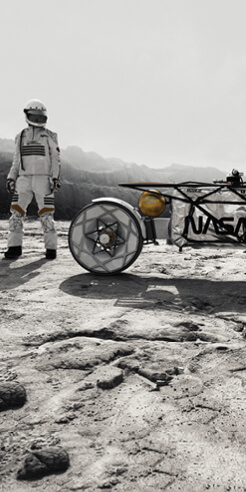 Hookie launches 'Tardigrade', a drivable lunar exploration vehicle