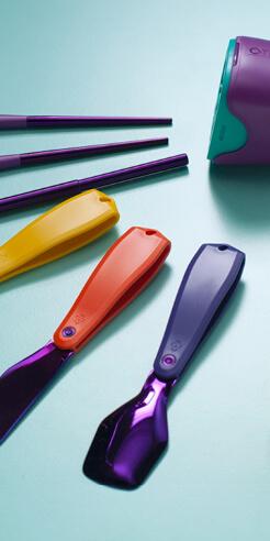 Pentatonic and Pharrell Williams design The Pebble, a mobile, eco-friendly cutlery kit