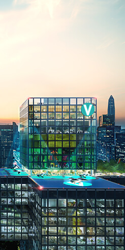 Research by MVRDV, Airbus explores how to integrate vertiports into urban environments