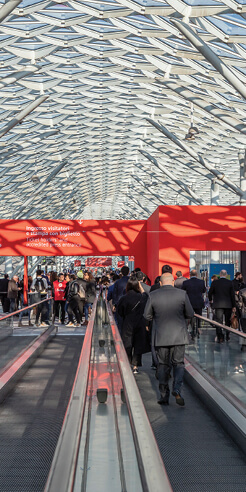 The 59th Salone del Mobile to take place as planned in September at Fiera Milano Rho