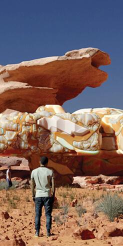 Superficium Studio imagines modifiable homes for biohackers in the deserts of Utah