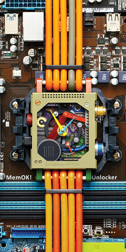 Vollebak creates 'Garbage Watch' out of electronic waste