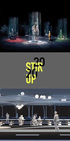 Winner Announcement: STIR UP 2020