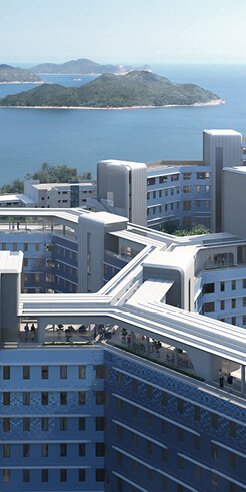 ZHA unveils halls of residence for Hong Kong University of Science and Technology