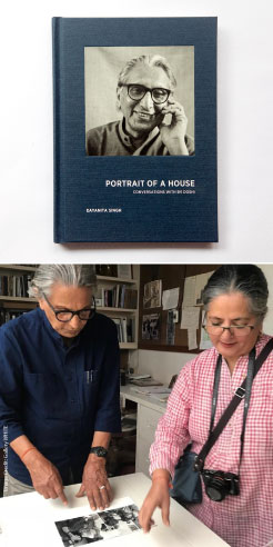 Dayanita Singh brings home the light of BV Doshi through the <em> Portrait of a House </em>