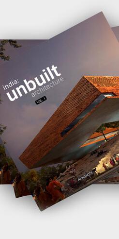 'india: unbuilt architecture' celebrates buildings that weren't and ideas that live on