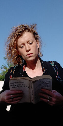 What Am I Reading: Pauline Kerzerho