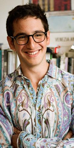 Adam Nathaniel Furman, on identity and creativity