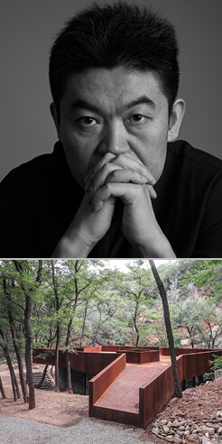 Chinese architect Li Hua on the future being a transformation of the past