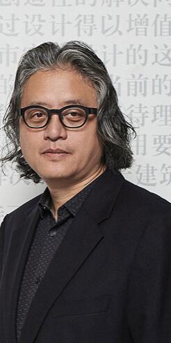 Chinese architect Wang Hui of URBANUS picks community building over form making