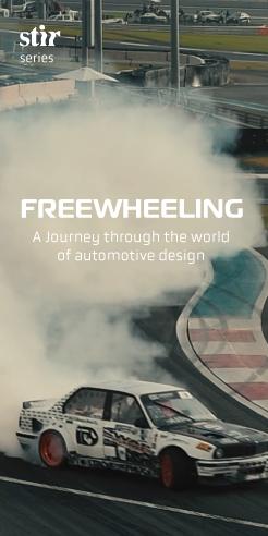 Freewheeling: A STIRring journey through the world of automotive design
