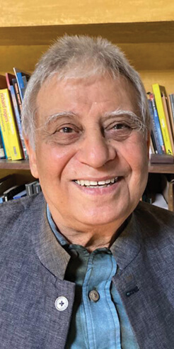 Architect Sudipto Ghosh remembers his mentor MN Ashish Ganju