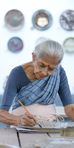 Celebrated ceramist Jyotsna Bhatt leaves behind a legacy of perfection and beauty