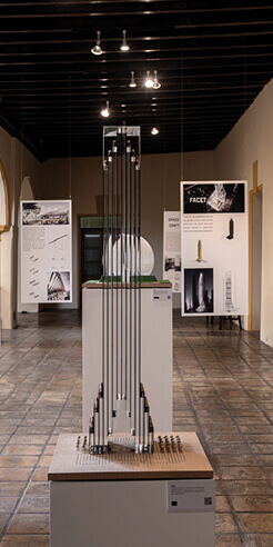 Exhibition '30 Projects/30 Years/30 Stories' explores the idea of using less
