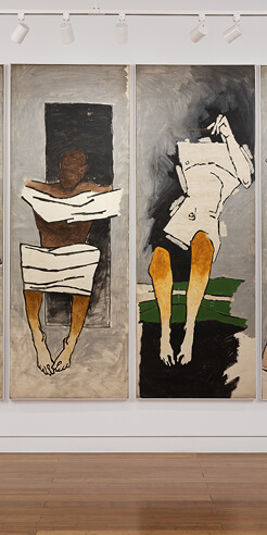 The painter and philosopher: remembering MF Husain on his ninth death anniversary