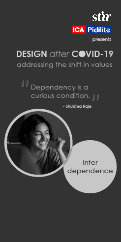 What lies ahead? Shubhra Raje on self-sufficiency, dependence and ecology