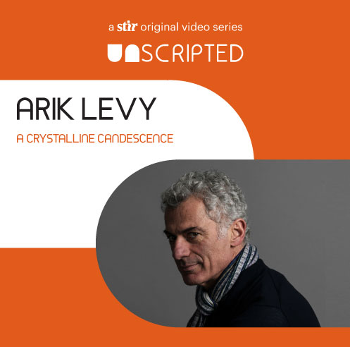 UNSCRIPTED with Arik Levy: A Crystalline Candescence