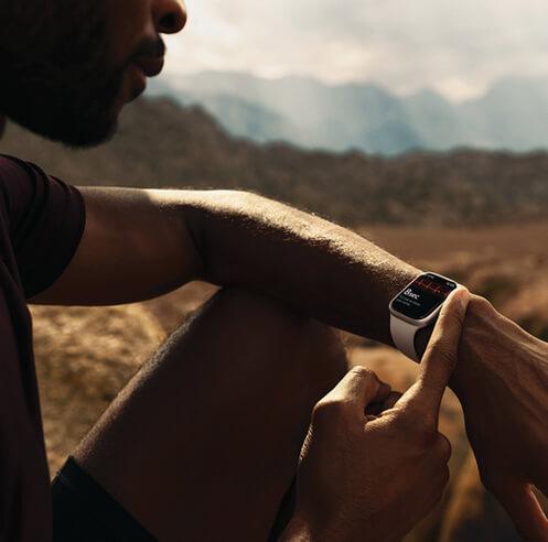 Apple Watch Series 7 boasts enhanced durability and a robustly sleek profile