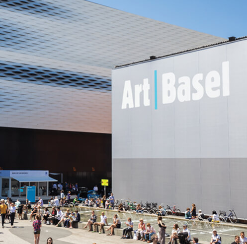 Art Basel 2021 comes back on home ground after a year's gap due to the pandemic
