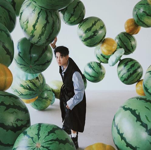 Cyril Lancelin on his immersive sculpture 'Mix' at IOMA Art Center, Beijing