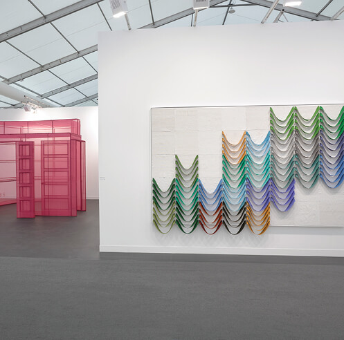 Frieze London 2021: a springboard for new and experimental voices in art