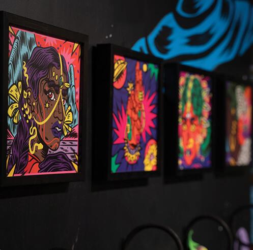 Illustrator Osheen Siva presents her debut solo exhibition at Method, Mumbai