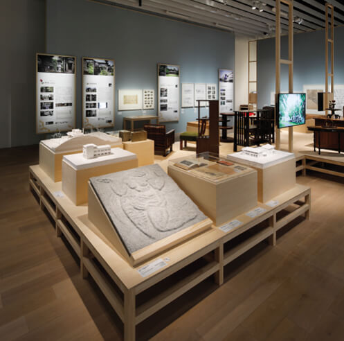 Kyoto City KYOCERA Museum of Art marks one year with 'Modern Architecture in Kyoto'