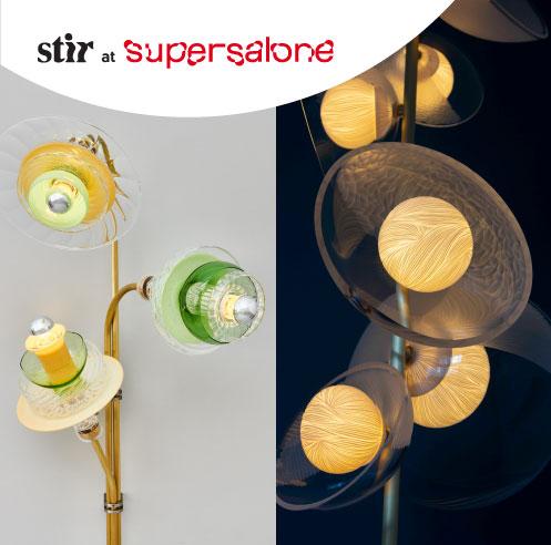 Lighting designs that are illuminating the stage at Milan Design Week 2021