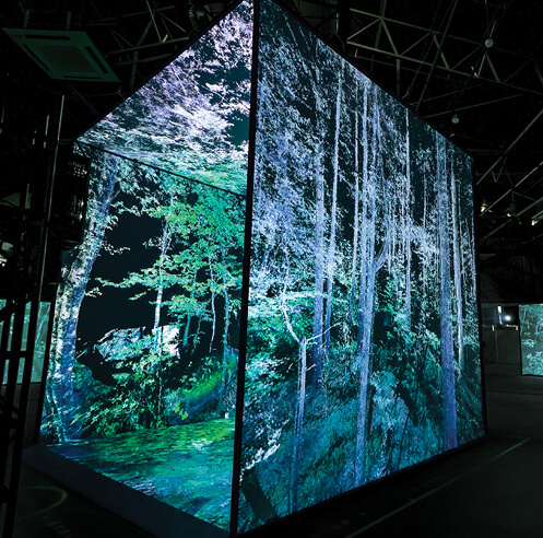 Mapping the ephemeral with multimedia artist Ryoichi Kurokawa