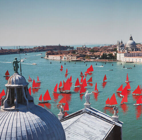 Melissa McGill's 'In Venice': a creative take on the ecological shift borne by Venice