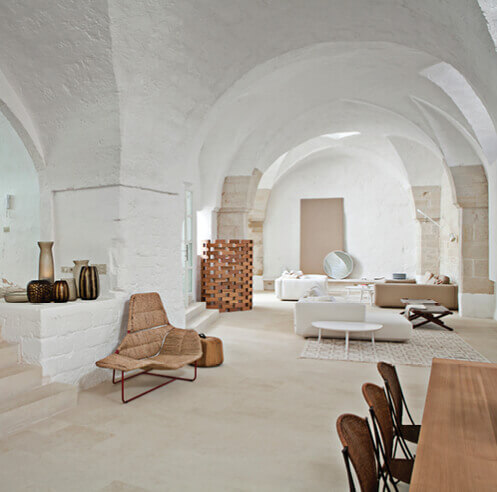 Palomba Serafini Associati crafts an Italian countryside home out of a former oil mill