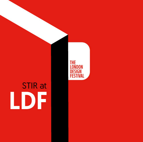 STIR at LDF: The London Design Festival returns with its 19th edition
