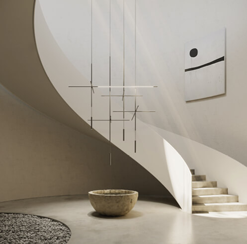 Let there be light: Chandelier designs that enliven your space