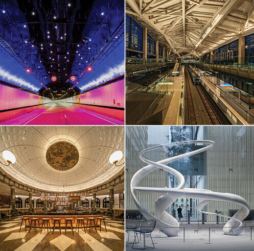 IALD Awards 2021 honoured excellence in global lighting design