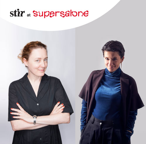 Annalisa Rosso, Maria Cristina Didero mull over the physical and digital at Supersalone