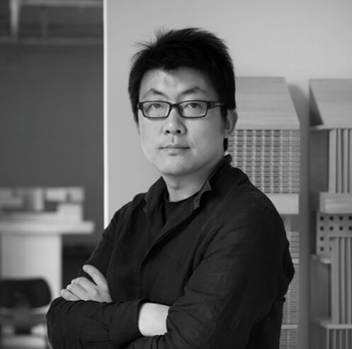 Architect Dong Gong tries to discover architecture's most inner dimension