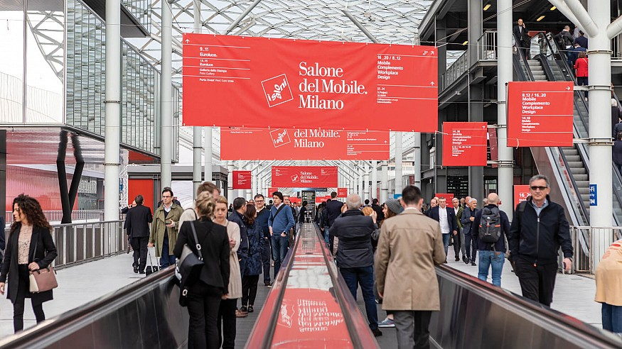 Salone del Mobile moves to September 2021, marking 60 years of the design fair